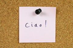 итальянка культуры стоковое изображение