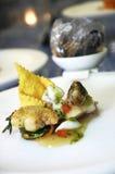 итальянка кухни Стоковое Изображение RF