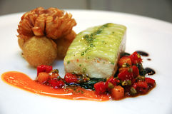 итальянка кухни Стоковая Фотография RF