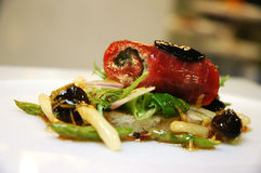 итальянка кухни Стоковая Фотография