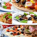 итальянка кухни Стоковое Изображение