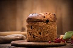 итальянка рождества торта Стоковая Фотография RF