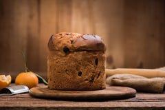 итальянка рождества торта Стоковые Фотографии RF