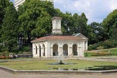 итальянка сада Стоковая Фотография