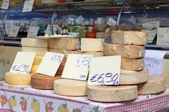 итальянка сыра Стоковая Фотография RF