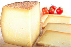 итальянка сыра Стоковые Изображения