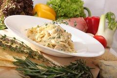 итальянка тарелки Стоковые Фото