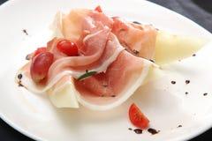 итальянка тарелки Стоковые Фотографии RF