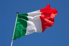 итальянка флага Стоковое Фото