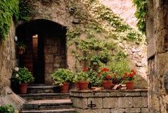 итальянка 2 переулков Стоковые Фотографии RF