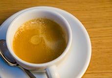 итальянка espresso Стоковые Фото