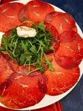 Итальянская закуска стоковые изображения
