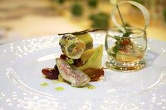 Итальянская кухня Стоковая Фотография RF