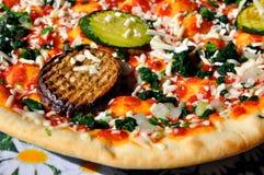 итальянская пицца традиционная Стоковая Фотография