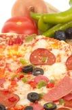 итальянская пицца Стоковое фото RF