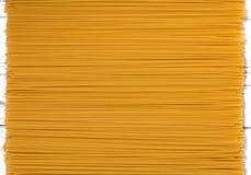 Итальянская предпосылка конца-вверх спагетти макаронных изделий стоковое изображение rf