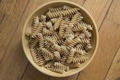 Итальянские макаронные изделия в шаре Стоковое фото RF