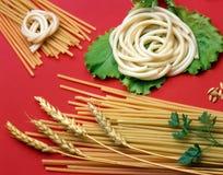 итальянские макаронные изделия Стоковая Фотография