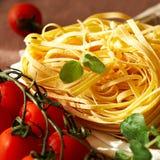 итальянские макаронные изделия Стоковое Фото