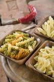 итальянский выбор макаронных изделия Стоковые Фотографии RF
