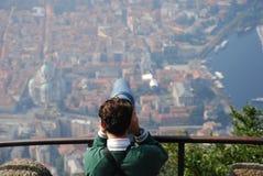 итальянский ландшафт Стоковые Фотографии RF