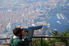 итальянский ландшафт Стоковое фото RF