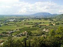 итальянский ландшафт стоковая фотография rf