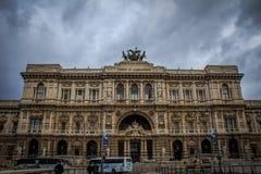 Итальянский парламент стоковое изображение