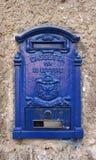 Итальянский почтовый ящик Стоковые Изображения RF