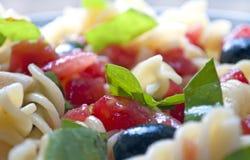 итальянский рецепт Стоковые Изображения