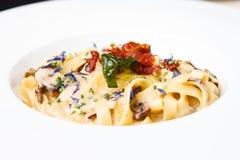 итальянский соус макаронных изделия Стоковое Изображение RF