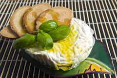 Итальянский сыр Стоковые Фото