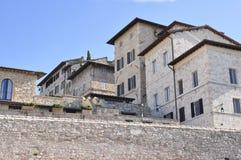 Итальянский тип дома стоковая фотография rf