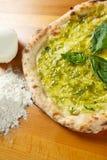 Итальянский экстренныйый выпуск пиццы Стоковое Изображение