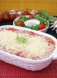итальянский lasagne Стоковые Изображения