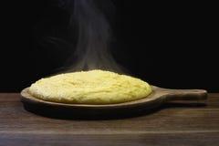 итальянский polenta Стоковая Фотография RF