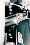 итальянский vespa самоката Стоковое фото RF