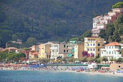 Итальянское избежание взморья стоковые изображения
