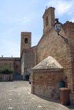 итальянское малое село Стоковое Изображение