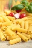 Итальянское macarone макаронных изделий Стоковая Фотография