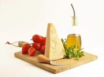 итальянское parmesam Стоковые Изображения RF