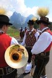 Италия, альт Адидже Trentino, Siusi allo Sciliar Стоковые Изображения RF