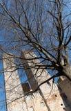 Италия, башни San Gimignano Стоковое Изображение RF