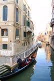 Италия, Венеция, перемещение Стоковое Фото