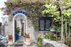 Италия Мини гостиница Стоковое Фото