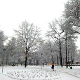 Италия 2012 Парк Solari Стоковое фото RF