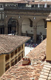 Италия, Тоскана, город Флоренса Стоковые Фото
