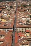 Италия, Тоскана, город Флоренса Стоковая Фотография