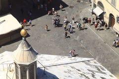 Италия, Тоскана, город Флоренса Стоковое Фото