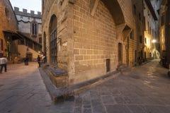 Италия, Тоскана, город Флоренса Стоковое Изображение RF